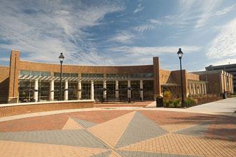 Jonah L. Larrick Student Center